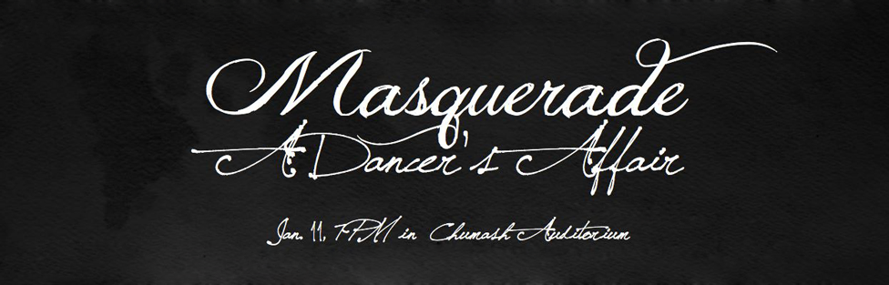 The Masquerade: A Dancer's Affair