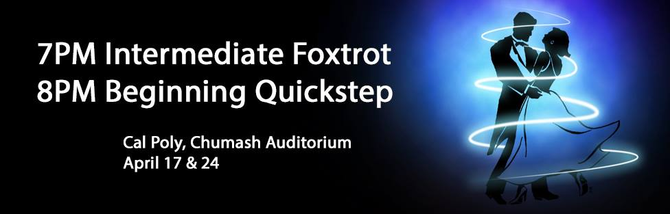 Beginning Quickstep & Intermediate Foxtrot